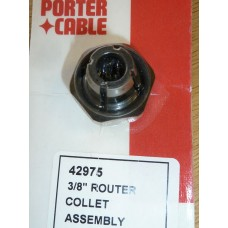 """3/8"""" Collet for 1.5hp Porter-Cable Motor"""