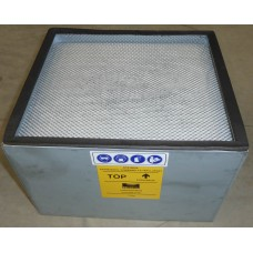 Combined HEPA & Chemical Gas Filter