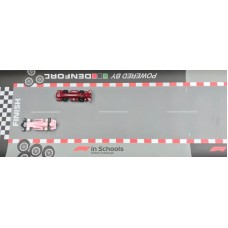 F1 Roll Out Race Track System