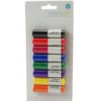 Silhouette Sketch Pens - 8 Pen Pack