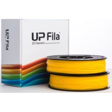500g Spool of Yellow ABS (Pack of 2)
